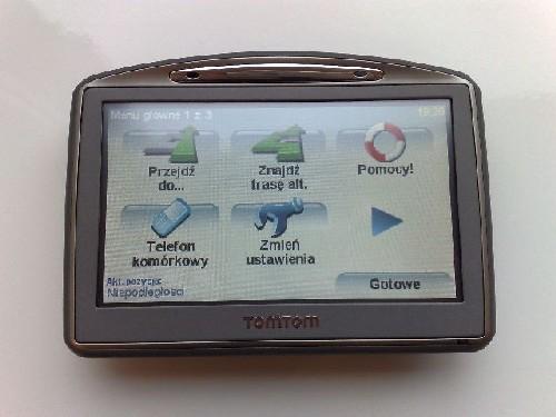 TomTom 920