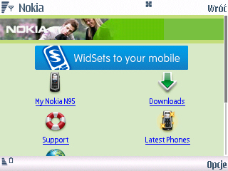 Screenshot Nokia